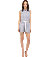 Kate Spade New York - Linen Stripe Romper