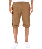 UNIONBAY - Penn Roll Up Cargo Messenger Shorts
