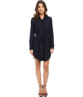 Three Dots - Janelle Pocket Shirtdress