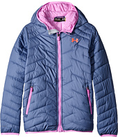 Under Armour Kids - UA ColdGear Hooded Jacket (Big Kids)