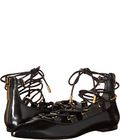 Pierre Balmain - Lace-Up Ballet Flats