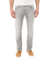 Mavi Jeans - Jake Tapered Fit in Light Grey Williamsburg