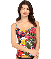 Tommy Bahama - Remy Over Shoulder Cup Tankini