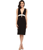 Nicole Miller - Viola Color Black Cocktail Dress