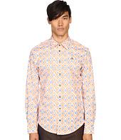 Vivienne Westwood - Printed Stretch Poplin Shirt