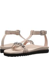 Alexander McQueen - Sandal Pelle S.Gomma