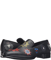 Alexander McQueen - Gable Badge Loafer