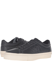 Converse Skate - One Star® Mesh Backed Leather Ox