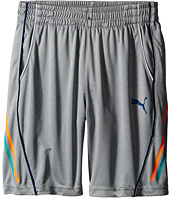 Puma Kids - Side Stripe Shorts (Little Kids)