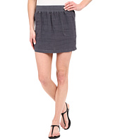 Allen Allen - Short Cargo Skirt