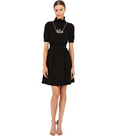 LOVE Moschino - Dress with Gold Love Necklace