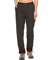 Woolrich - Alderglen Flannel Lined Chino Pants