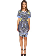 Just Cavalli - Leo Snake Bodycon Jersey Dress
