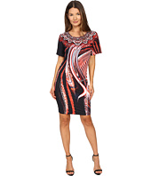 Just Cavalli - Leo Hurricane Bodycon Jersey Dress