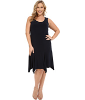 MICHAEL Michael Kors - Plus Size Curve Seam Tank Dress