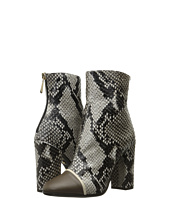 Just Cavalli - Python Printed High Heel Ankle Bootie