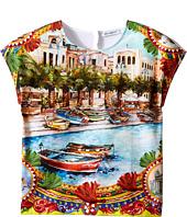 Dolce & Gabbana Kids - River Print T-Shirt (Toddler/Little Kids)