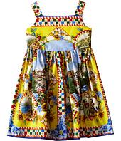 Dolce & Gabbana Kids - Printed Dress (Toddler/Little Kids)