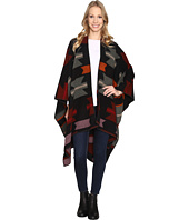Woolrich - Forest Ridge Jacquard Poncho
