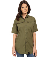 G-Star - Rovic Long Boyfriend Shirt in Office Stretch Poplin