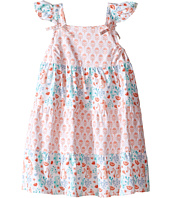 Pumpkin Patch Kids - Tile Print Tiered Dress (Infant)