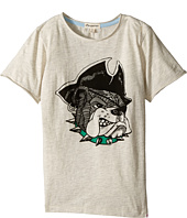 Appaman Kids - Super Soft Pirate Bully Graphic Tee (Toddler/Little Kids/Big Kids)