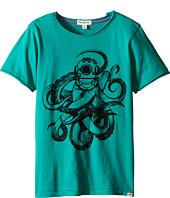 Appaman Kids - Super Soft Sea Monster Graphic Tee (Toddler/Little Kids/Big Kids)