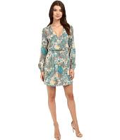 Brigitte Bailey - Mosaic Wrap Dress