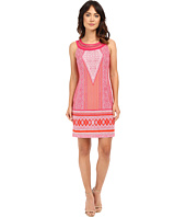 Christin Michaels - Daniella Necklace Shift Dress
