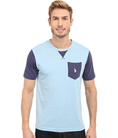 U.S. POLO ASSN. - Crew Neck Pocket T-Shirt