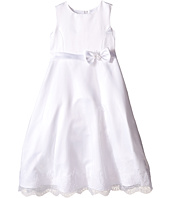 Us Angels - Satin & Organza Sleeveless A-Line Dress (Little Kids/Big Kids)