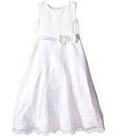 Us Angels - Satin & Organza Sleeveless A-Line Dress (Little Kids/Big Kids)