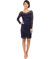 rsvp - Short Margaux Lace Long Sleeve Dress
