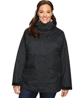 Columbia - Plus Size Sleet to Street Interchange Jacket