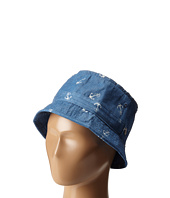 Appaman Kids - Lined Fisherman Cap with Adjustable Bill (Infant/Toddler/Little Kids/Big Kids)