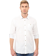 Ted Baker - Linnoo Linen Roll Up Shirt