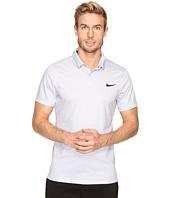 Nike Golf - Momentum Fly Dri Fit Wool Stripe Polo - Light