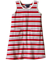 Toobydoo - Tank Dress Multi Pink Stripe (Infant/Toddler)