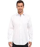 BUGATCHI - The James Classic Fit Long Sleeve Woven Shirt