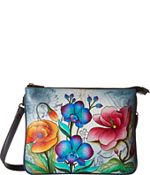 Anuschka Handbags - 570 Triple Compartment Crossbody