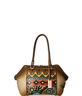 Anuschka Handbags - 587 Large Wide Satchel