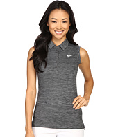 Nike Golf - Precision Sleeveless Heather Polo