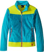 Spyder Kids - Caliper Stryke Hybrid Fleece Jacket (Little Kids/Big Kids)