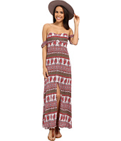 The Jetset Diaries - Tropical Paradise Maxi Dress