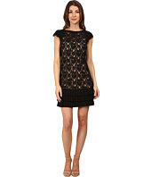 Jessica Simpson - Lace Dress with Tiers