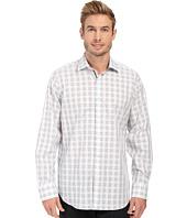 BUGATCHI - Naples Classic Fit Long Sleeve Woven Shirt