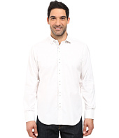 BUGATCHI - Calder Classic Fit Long Sleeve Woven Shirt