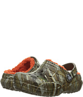 Crocs Kids - Classic Lined Clog Realtree Max-5 (Toddler/Little Kid)