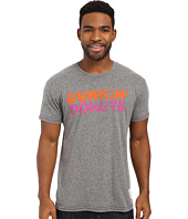 The Original Retro Brand - Vintage Tri-Blend Short Sleeve Dunkin Donuts Tee