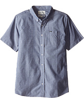 Rip Curl Kids - Ourtime Short Sleeve Shirt (Big Kids)
